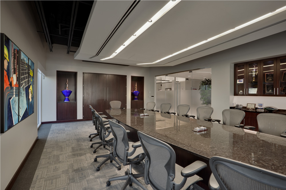 Board Room Lighting
