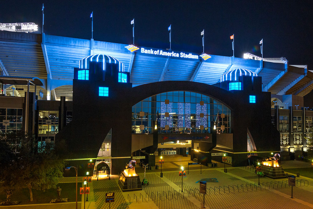 Panthers NFL Stadium